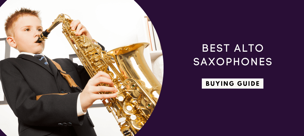 Best Alto Saxophone for Beginner and Intermediate Students